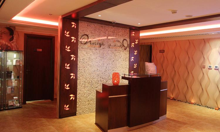 Orange Wellness Spa & Saloon