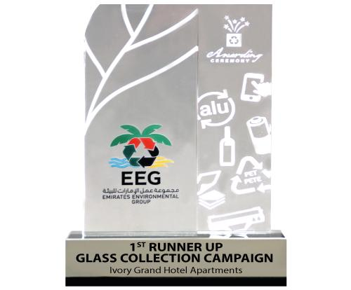 Glass Collection Campaign 2016